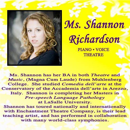 Ms. Shannon